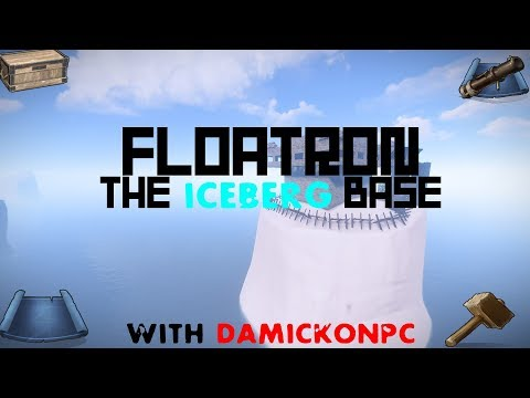 Floatron The ICE Berg Base (clan design) with DamickONPC