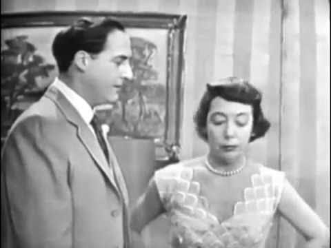 SID CAESAR: The Boarder [THE HICKENLOOPERS] (YOUR SHOW OF SHOWS - VERY rare sketch)