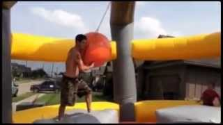 Wrecking Ball by Hullabaloos Bounce House Rentals