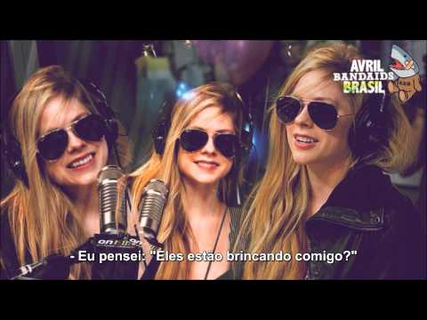 Interviews 2014: Avril Lavigne talks to Rudy Blair about music, controversy and more [LEGENDADO]