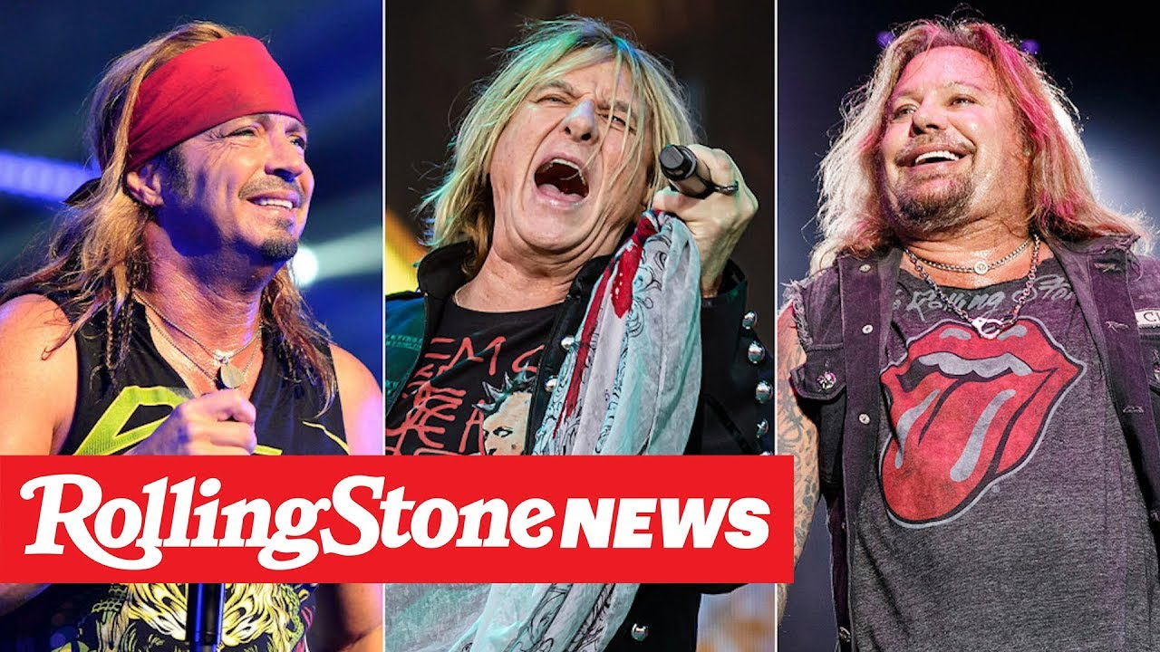 Mötley Crüe, Def Leppard, Poison Detail 2020 Tour | RS News 12/5/19