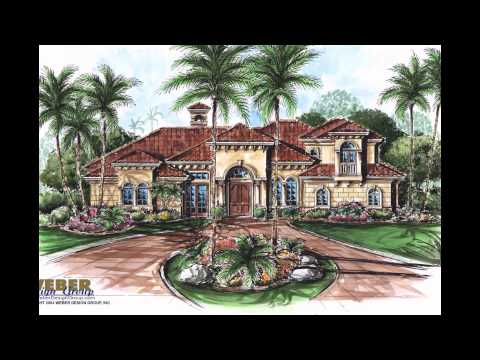 Mediterranean House Plans Youtube