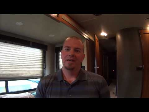 RV water heater-gas/electric