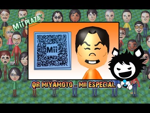 QR Miyamoto - Mii Especial