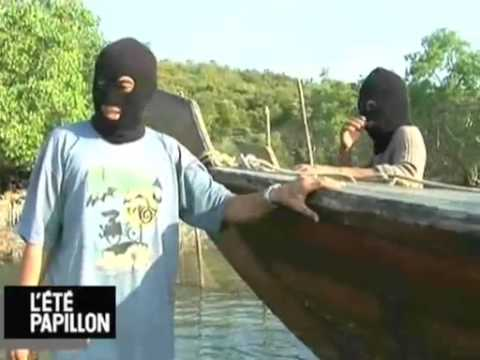 Reportage le detroit de MALACCA PIRATERIE 2008