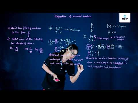 Properties of Natural & Whole Numbers: Concepts,Videos and