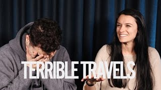 PAULO THE PORNSTAR | Terrible Travels!
