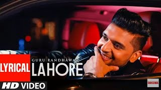 Guru Randhawa: Lahore Video Song (Lyrics) | Bhushan Kumar | New Whatsapp Stauts | VIVEKANANDSOREN