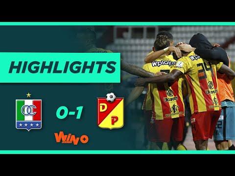 Once Caldas vs Pereira (Gol y Highlights) Liga BetPlay Dimayor 2021-II   Fecha 5