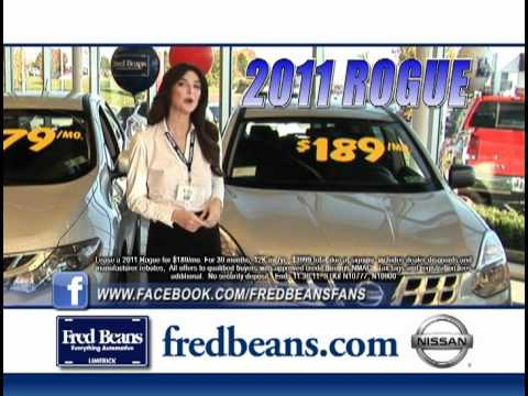 Fred Beans Nissan Of Limerick   Fred Tag