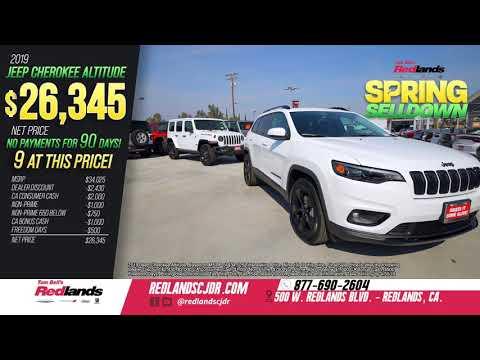 2019 Jeep Cherokee Altitude Sale