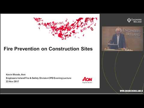 Fire Prevention on Construction Sites