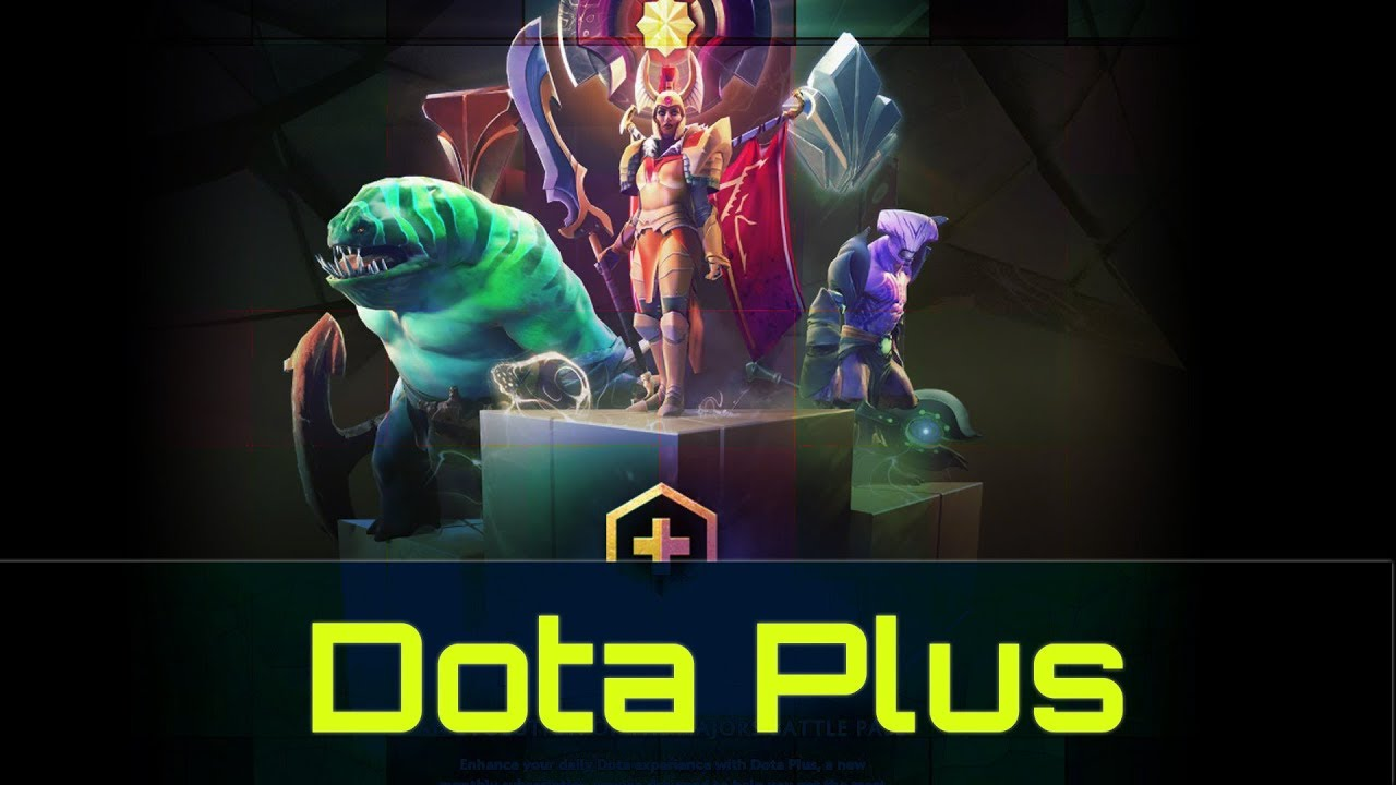 Dota PLUS - All What You Need To Know #1