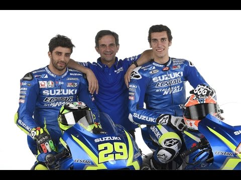 2017 SUZUKI ECSTAR - DAVIDE BRIVIO INTERVIEW
