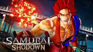 Samurai Shodown - Official Kazuki Kazama DLC Reveal Trailer