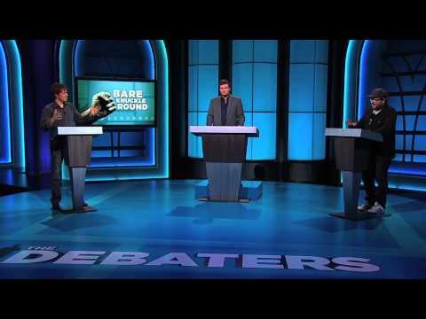 'THE DEBATERS' ON CBC TV 'WALMART'