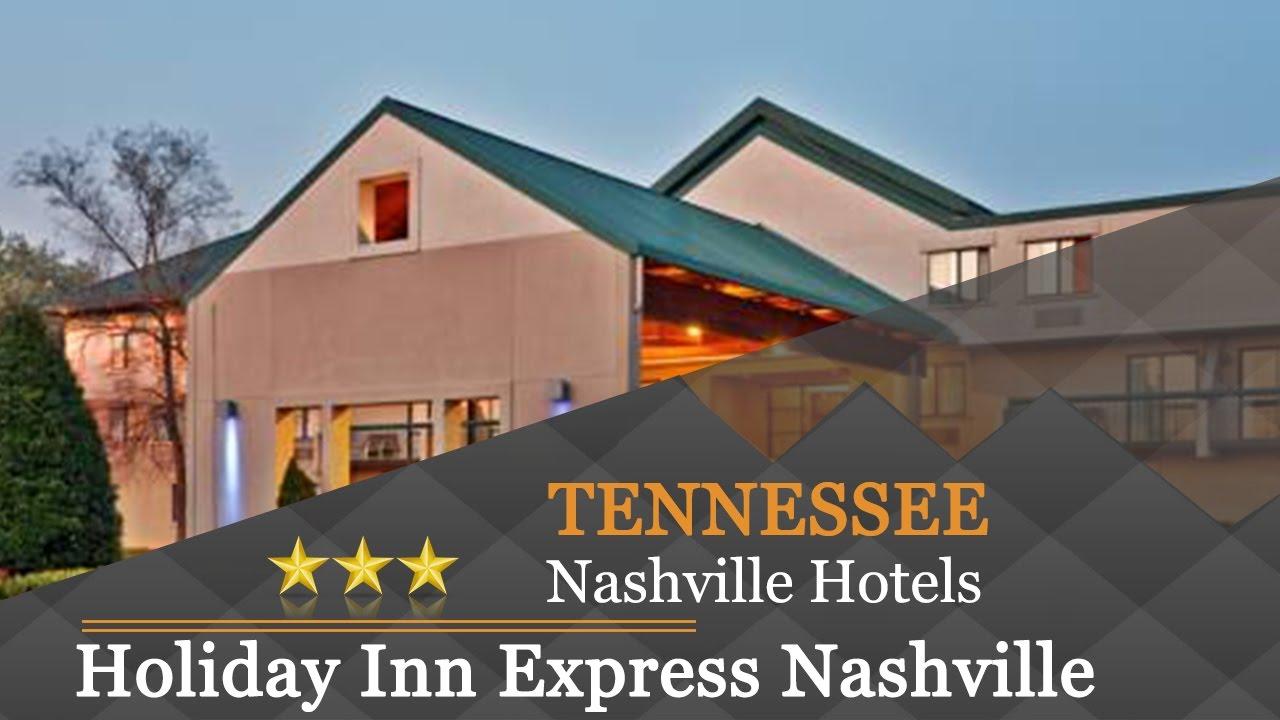 Holiday Inn Express Nashville Airport - Nashville Hotels, Tennessee ...