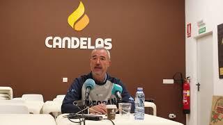 Video Paco Olmos en Cafés Candelas previa Río Breogán Coosur Betis 2122
