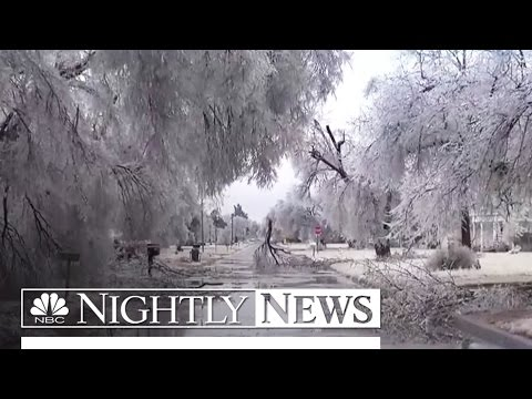 At Least 5 Dead as Massive Winter Storm Tears Across U.S. | NBC News