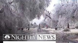 At Least 5 Dead as Massive Winter Storm Tears Across U.S.   NBC News