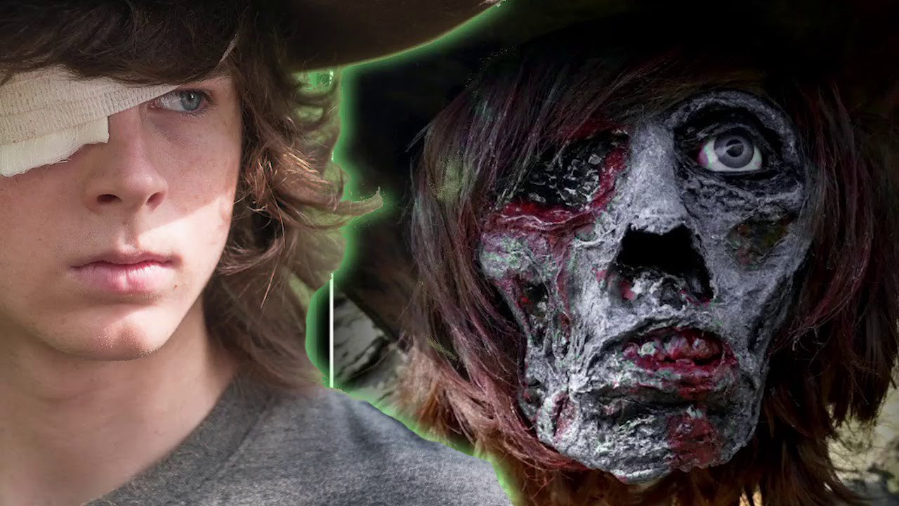 Twd Carl Theory Proof That Carl Can Survive The Walking Dead