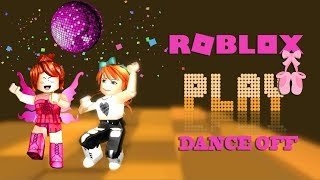 •  Roblox - Dance Off /w Piter • Beton na stopach?!