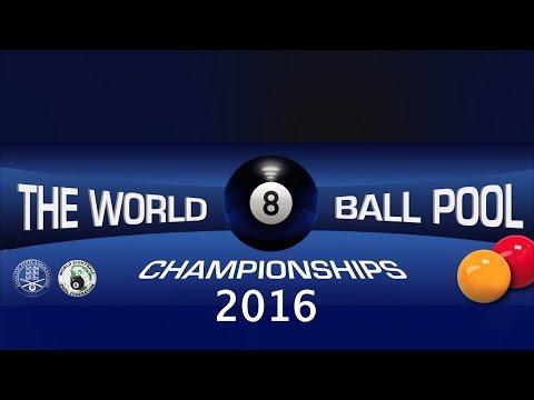 WEPF 2016 Mens Teams Semi Finals   England v Australia