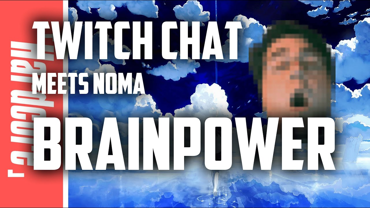 NOMA - Brain Power | Know Your Meme