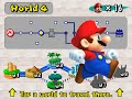 How to go to World 4 in New Super Mario Bros. DS