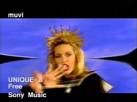Unique II - Free(Eurodance Rare) 1995