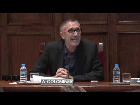 Conferència 'Aproximació a una geopolítica per a Catalunya'