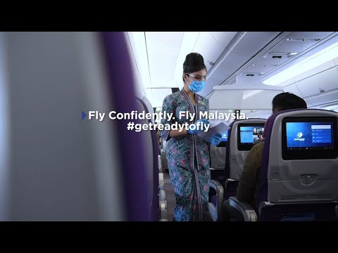 Fly Confidently, Fly Malaysia