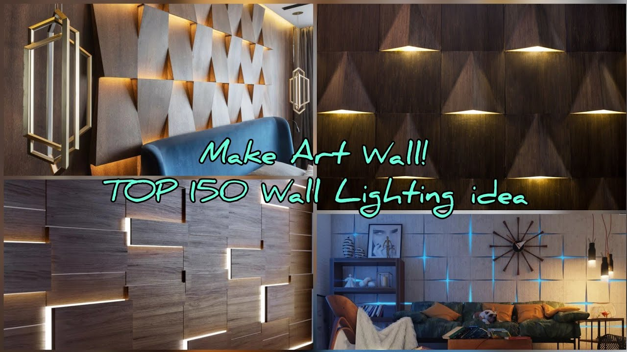 Best 150 Modern Wall Lighting Ideas Latest Interior Wall Lights Trends 2021 Youtube