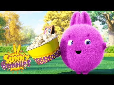 SUNNY BUNNIES   TEMPO DEL FILM   Cartoni animati divertenti per bambini   WildBrain