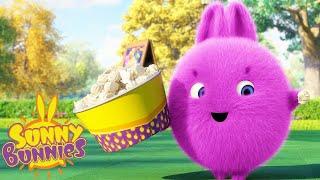 SUNNY BUNNIES | TEMPO DEL FILM | Cartoni animati divertenti per bambini | WildBrain