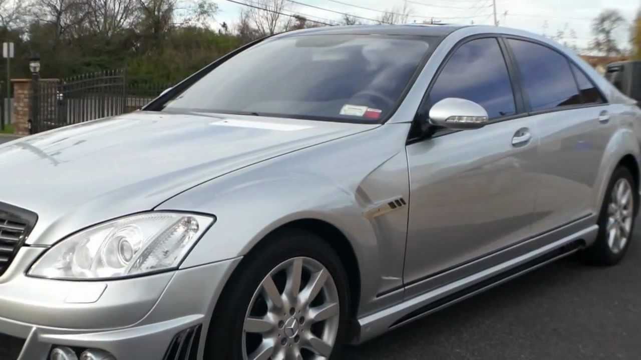 2007 mercedes benz s550 for sale full wald international for Mercedes benz 2007 s550 for sale
