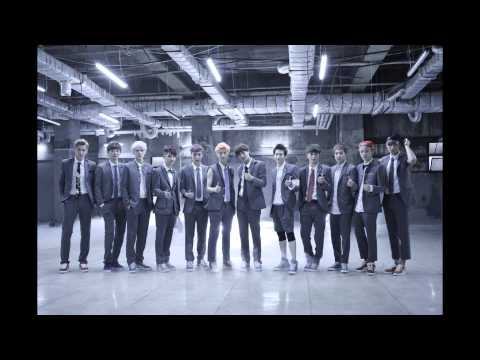 Exo-Lucky Chinese Ver Instrumental With Background Vocals