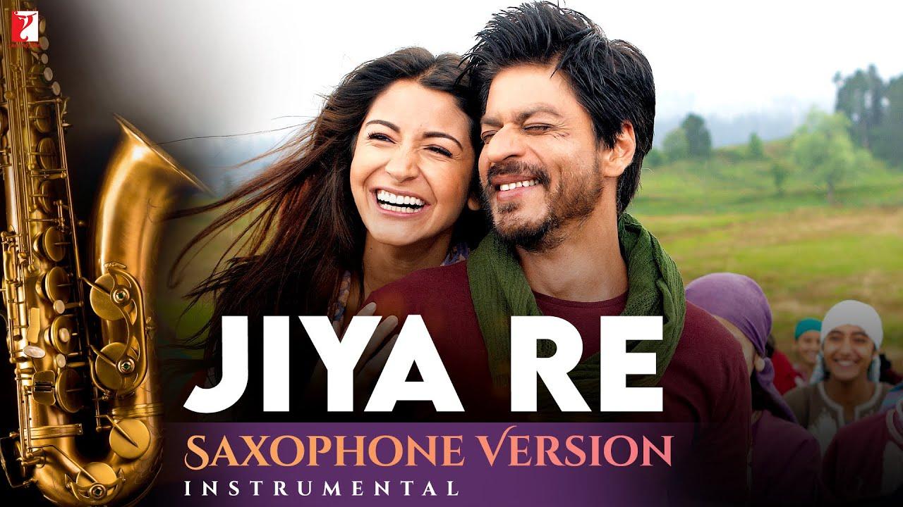 Saxophone Version | Jiya Re | Jab Tak Hai Jaan | Shyamraj | A. R. Rahman | Gulzar