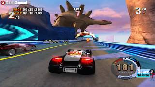 Hot Wheels Stunt Track Challenge / Ps2 Racer Games / Android Gameplay Video