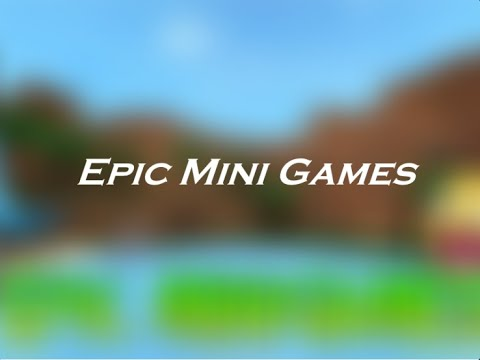 EpicMini Games Gameplay