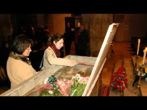 El milagroso cuerpo incorrupto de San Diego de Alcalá  de Henares