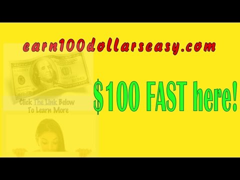 make 100 a day online without a job no cost 100 a day easy and simple online