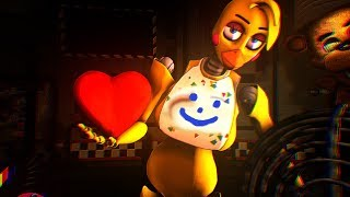 FNAF 6 Ultimate Custom Night Anime Chica Alternate Secret JUMPLOVE