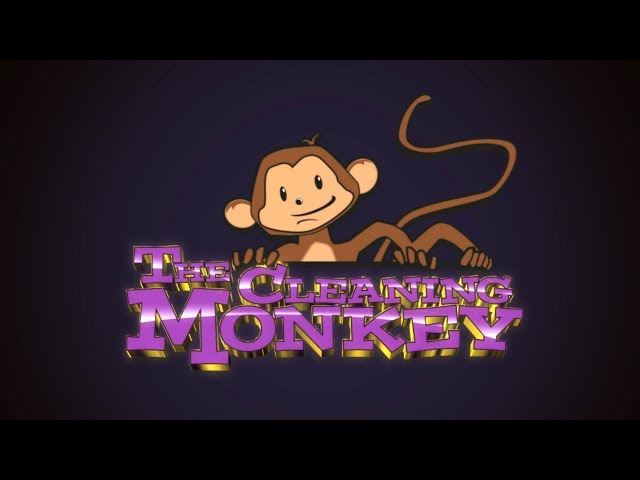The Cleaning Monkey - I Want To Be Your Carpet Cleaner For Life!