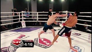 Победители турнира Road to M-1: Челябинск на M-1 Challenge 98, 2 ноября!