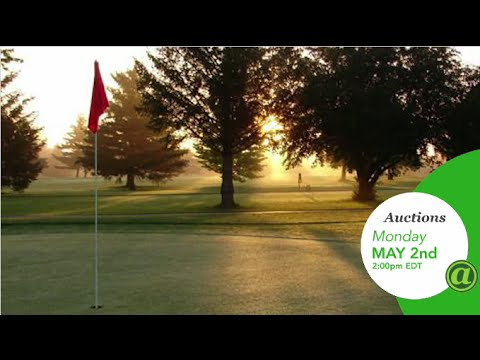 LaFontaine Golf Club AUCTION | Huntington, IN