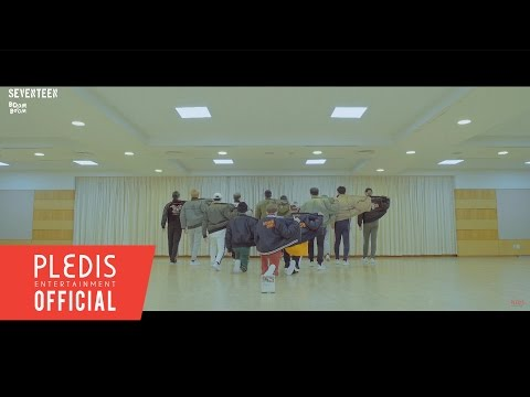 [Choreography Video] Seventeen '붐붐(BOOMBOOM)' Front Ver.