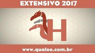 Repeat youtube video Hidra - Matrícula Extensivo 2017