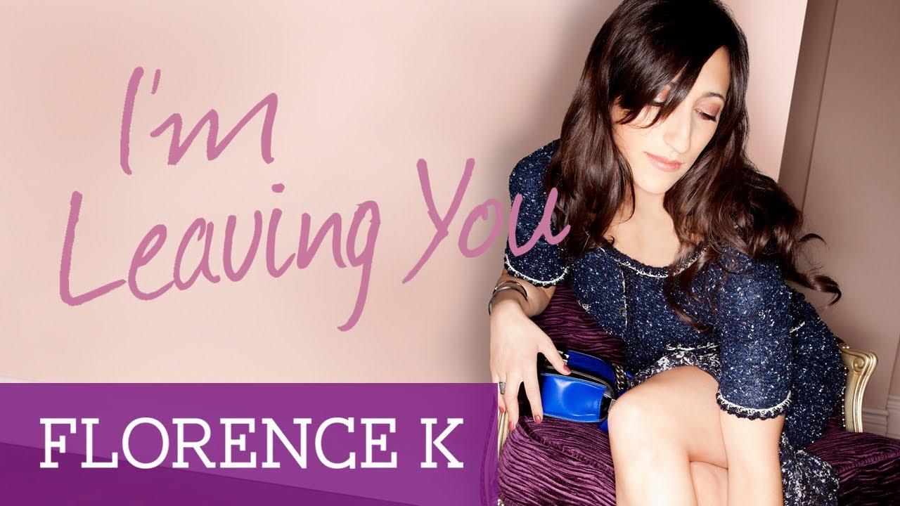 Florence K  I Like You As A Friend (radio Edit)