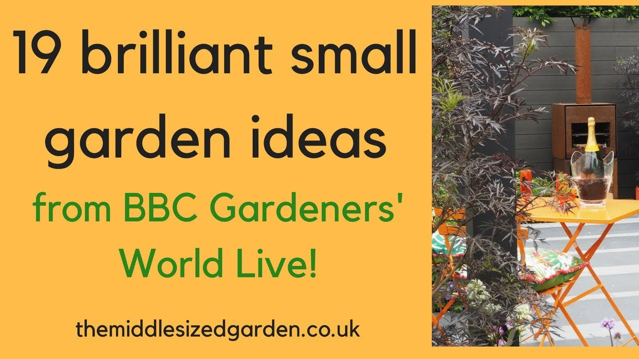 Bbc Gardeners World Live